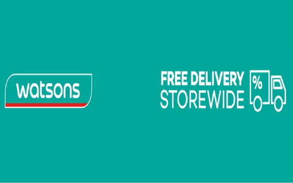Watsons Official Store At LAZADA - Free Delivery Storewide