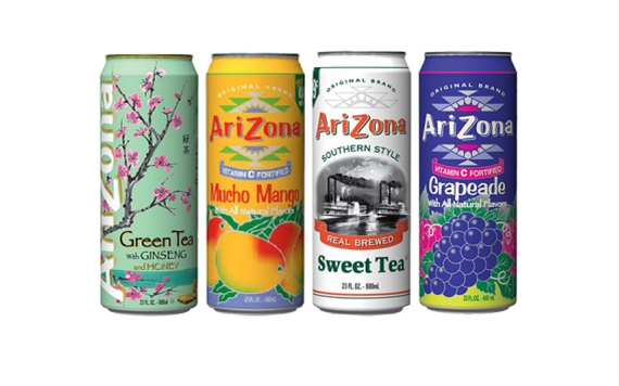 Streetdeal Bundle Of 3 Or 6: Arizona Drink...