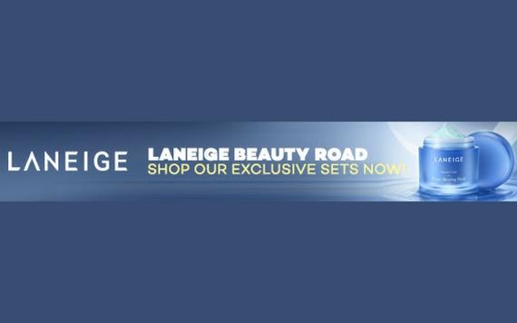 Lazada Laneige Beauty Road...