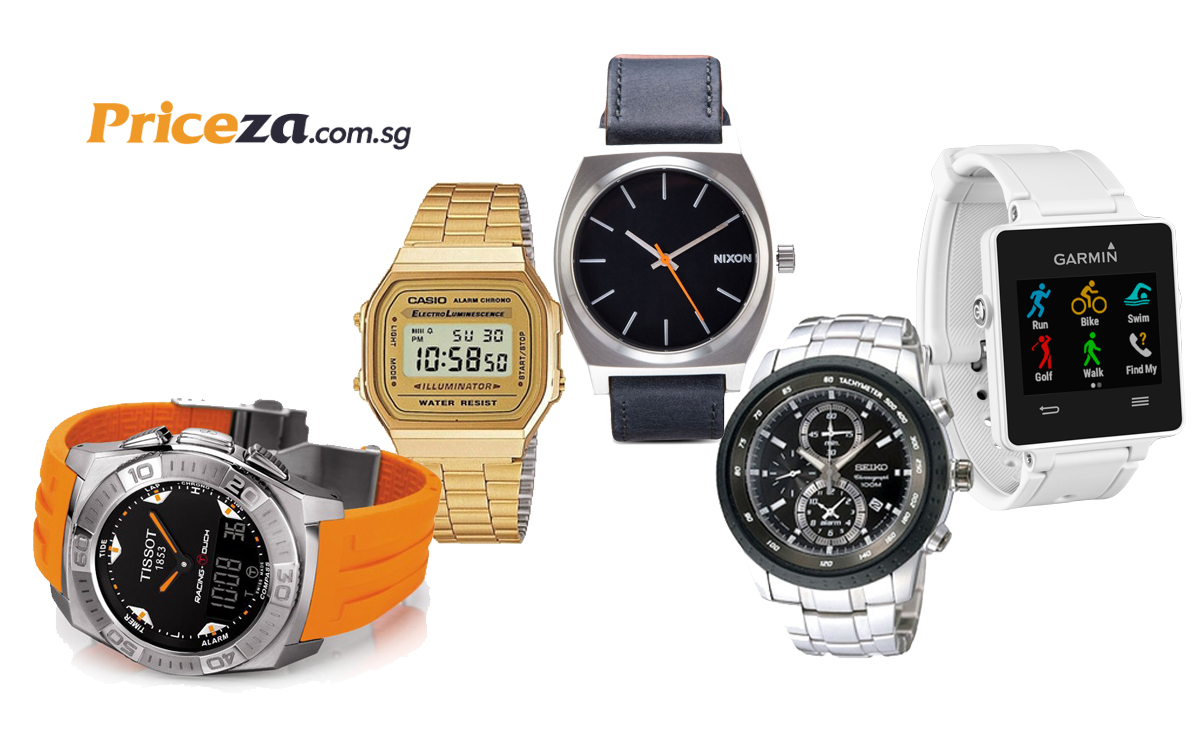Top 10 Best-Selling Men's Watches of 2015
