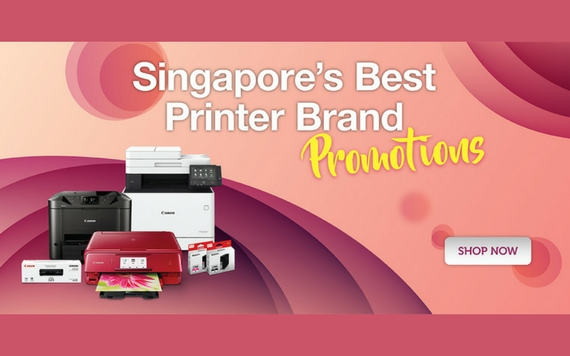 Canon Singapore's Best Printer Brand Promotion...