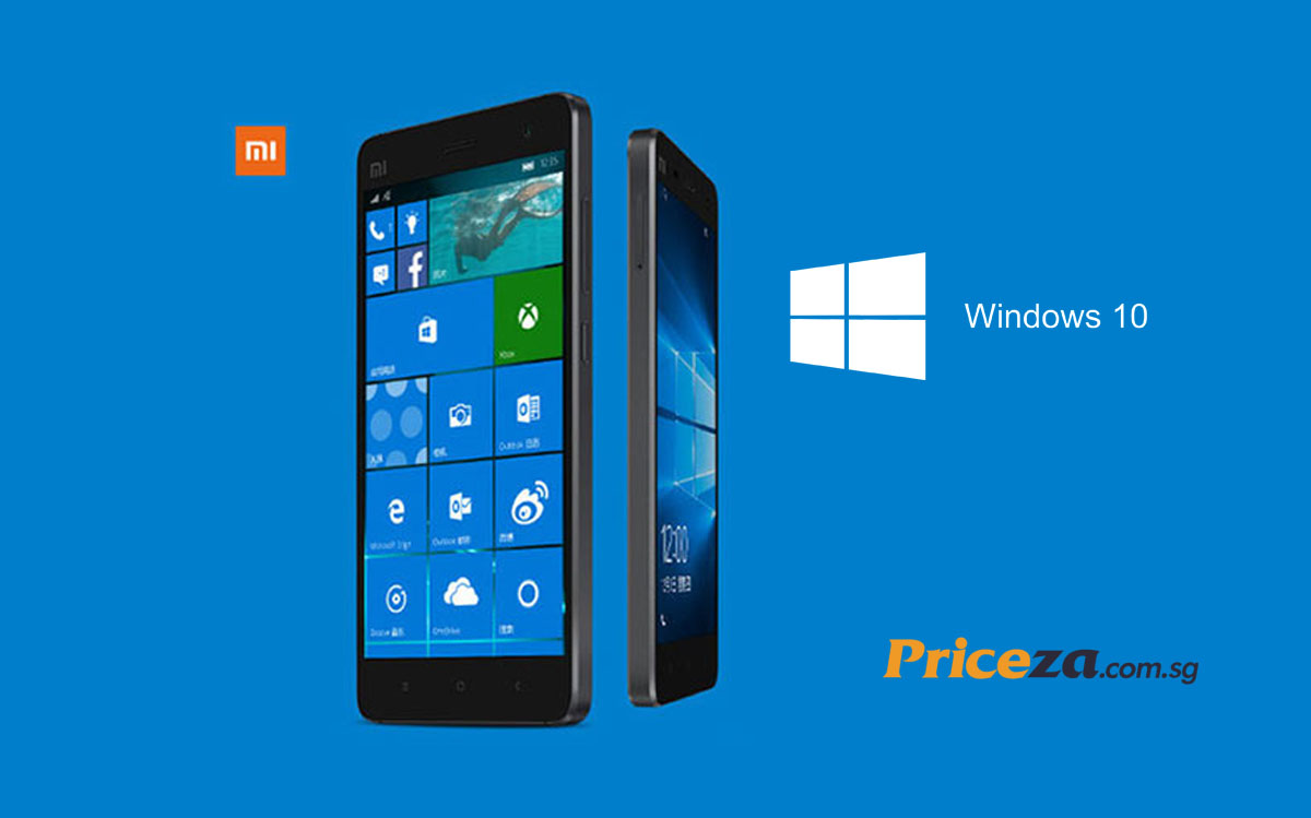 Best News Ever From Xiaomi: Windows 10 Now Available For Xiaomi Mi4